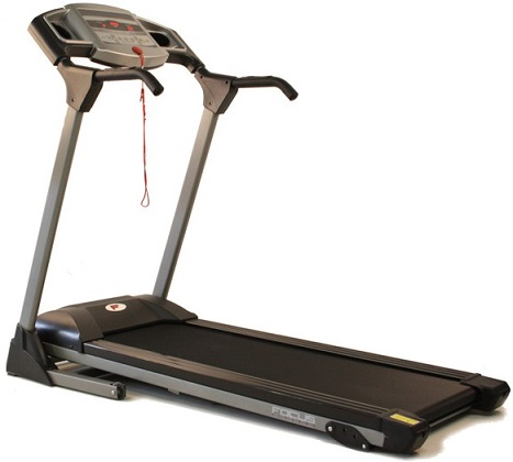 hardloopband focus fitness jet 2